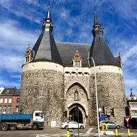 Photo taken at Brusselsepoort by arieasona on 4/17/2015