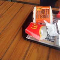 Photo taken at McDonald's by Kadir E. on 8/25/2014
