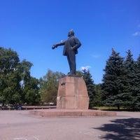 Photo taken at Селидово by Kirichenko P. on 8/24/2014