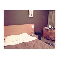 Photo taken at カンデオホテルズ半田 by たぴおかなすび on 4/29/2014