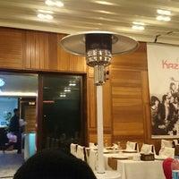 Photo taken at kazancilar Kebab by Ezgi A. on 12/3/2014