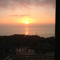 Photo taken at Hilton Odawara Resort & Spa by Hitomi O. on 3/9/2013