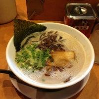 6/17/2013にTakeshi Y.が九州豚骨ラーメン 柳屋で撮った写真