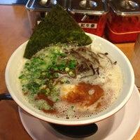 1/18/2013にTakeshi Y.が九州豚骨ラーメン 柳屋で撮った写真