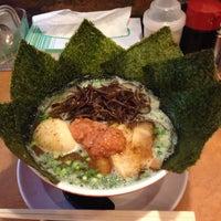 6/28/2013にTakeshi Y.が九州豚骨ラーメン 柳屋で撮った写真