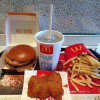 Photo taken at McDonald's by Takeshi Y. on 2/3/2013