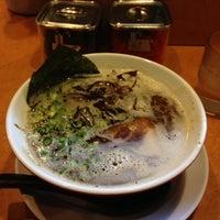 4/30/2013にTakeshi Y.が九州豚骨ラーメン 柳屋で撮った写真