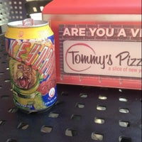 Photo taken at Tommy's Pizza by Brian A. on 5/29/2013