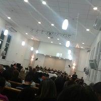 Photo taken at Igreja Presbiteriana de Vila Formosa by Mauricio D. on 9/7/2014