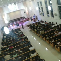 Photo taken at Igreja Presbiteriana de Vila Formosa by Mauricio D. on 6/15/2014