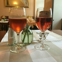 Photo taken at Café U Zrcadla by Вячеслав Ф. on 10/25/2015