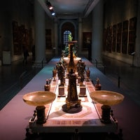 Photo taken at Galleria Nazionale by Visitparma on 3/22/2015