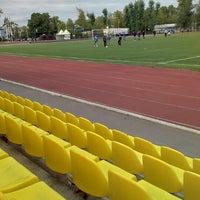 Photo taken at Стадион «Спартак» by Николай С. on 8/31/2014