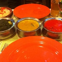Photo taken at Bombay Masala by Lauren D. on 11/7/2012