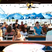 Photo taken at Jack's Waterfront Bistro + Bar by Jack's Waterfront Bistro + Bar on 4/25/2014