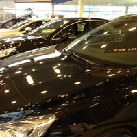 Photo taken at Peugeot (AutoForte) by Ardo K. on 11/2/2012