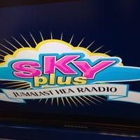 Photo taken at Sky Plus by Ardo K. on 4/21/2014