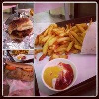 Photo taken at Elbert's Cheesesteak Sandwiches by Karl P. on 5/4/2013