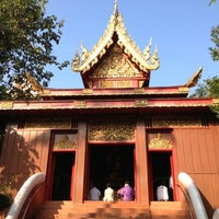 Photo taken at Wat Phra Kaeo by MiNdY M. on 12/8/2012