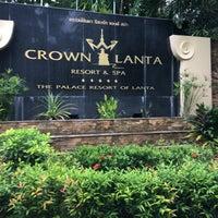 Photo taken at Crown Lanta Resort & Spa by MiNdY M. on 6/15/2017