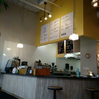 Photo taken at Adventure Coffee by Shawn M. on 3/13/2016