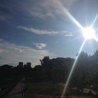 Photo taken at Банный мост by Ксения Б. on 7/22/2014