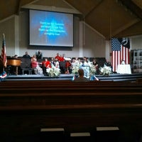 Photo taken at The First Pentecostal Holiness Church by Cody T. on 5/24/2015