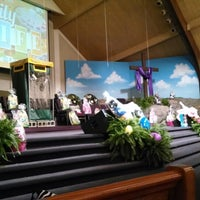 Photo taken at The First Pentecostal Holiness Church by Cody T. on 4/4/2015
