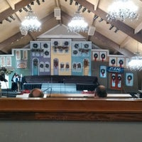 Photo taken at The First Pentecostal Holiness Church by Cody T. on 12/7/2014