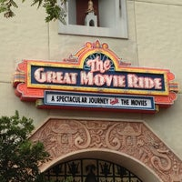 Photo taken at The Great Movie Ride by Lee W. on 10/28/2012
