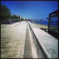 Photo taken at Lungomare di Catanzaro by PJ H. on 6/9/2013