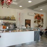 Photo taken at Gelato e Caffè by PJ H. on 5/11/2014