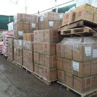 Photo taken at สถานีบรรจุและแยกสินค้ากล่อง ลาดกระบัง (Latkrabang Inland Container Depot) SRT3016 by Pongraad W. on 7/27/2015