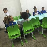 Photo taken at Escola Municipal Marechal Mascarenhas de Moraes by Laís S. on 5/25/2016
