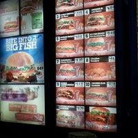 Photo taken at Burger King by Derrick W. on 12/14/2013