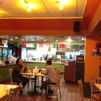 Photo taken at Taqueria La Bamba by John B. on 5/8/2013