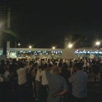 Photo taken at Pedágio Terceira Ponte by Fabiano C. on 6/20/2013