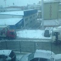 12/21/2012 tarihinde Caner O.ziyaretçi tarafından Polen Food Headquarters'de çekilen fotoğraf