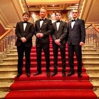 Photo taken at Талион Империал / Taleon Imperial Hotel by Dmitry K. on 2/10/2013