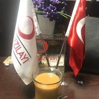Photo taken at Kızılay Soma Şube Başkanlıgı by Esra F. on 11/27/2017