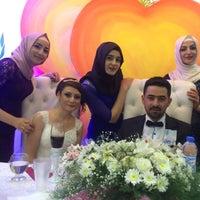 Photo taken at Saray Düğün Salonu by Hüsniye K. on 10/3/2015