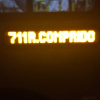 Photo taken at Linha 711 - Rio Comprido / Rocha Miranda by Pedro S. on 8/2/2016
