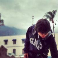 Photo taken at Lunas De Cafe by Ayram M. on 4/29/2014