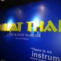 Photo taken at Nuat Thai by Kerwan M. on 2/6/2013