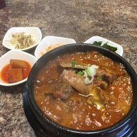 Photo taken at Kim Baek Korean Restaurant by 마크 Lester C. on 1/13/2017