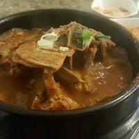 Photo taken at Kim Baek Korean Restaurant by 마크 Lester C. on 9/24/2016