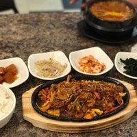 Photo taken at Kim Baek Korean Restaurant by 마크 Lester C. on 7/9/2017