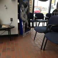 Photo taken at Mr Tire Auto Service Centers by jill j. on 3/17/2013