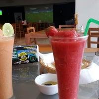 Photo taken at Monkey Beach Club Ilo by Orlando C. on 6/29/2014