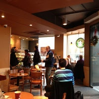Photo taken at Starbucks by Rikke L. on 12/30/2012